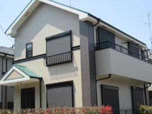 東村山市 W様邸 外壁塗装 屋根塗装 防水工事