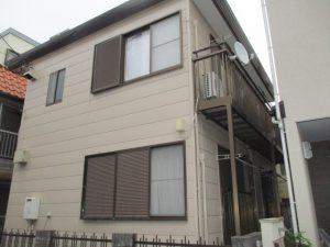 千葉県市川市 M様邸 外壁塗装工事
