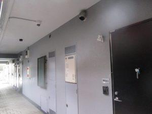 中野区Hマンション 共用部塗装工事