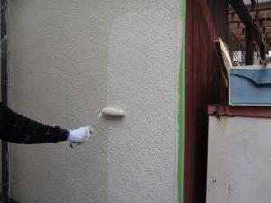 多摩市U様邸 外壁塗装