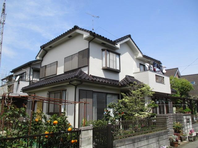 千葉県流山市 M様邸 外壁塗装