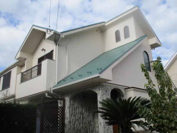 横浜市S様邸 外壁・屋根塗装工事