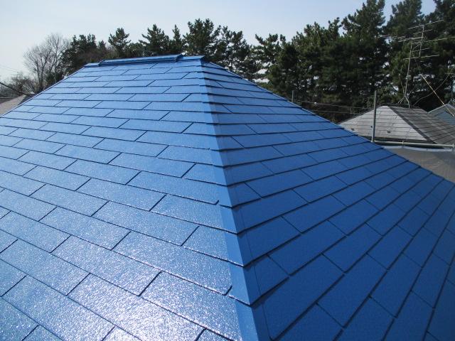 東村山市H様邸 屋根・外壁塗装工事