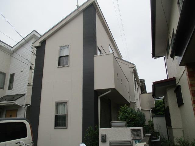 小平市O様邸 屋根・外壁塗装工事