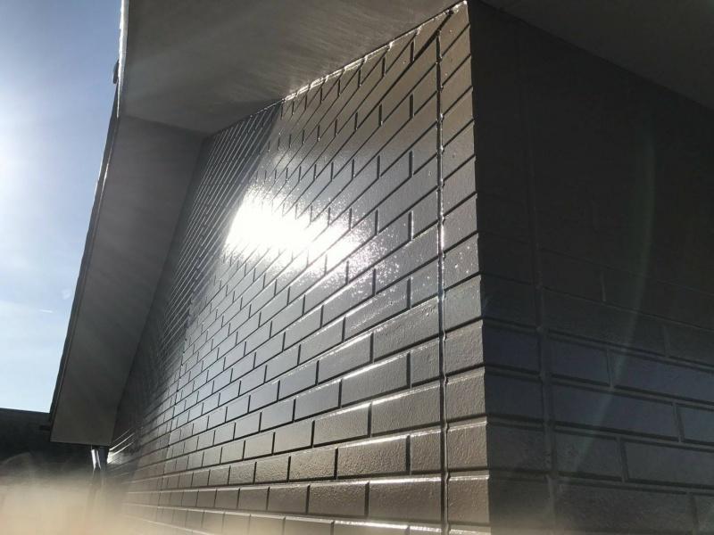 東村山市 N様邸 外壁塗装工事