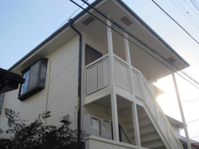 東村山市A邸 屋根・外壁塗装工事