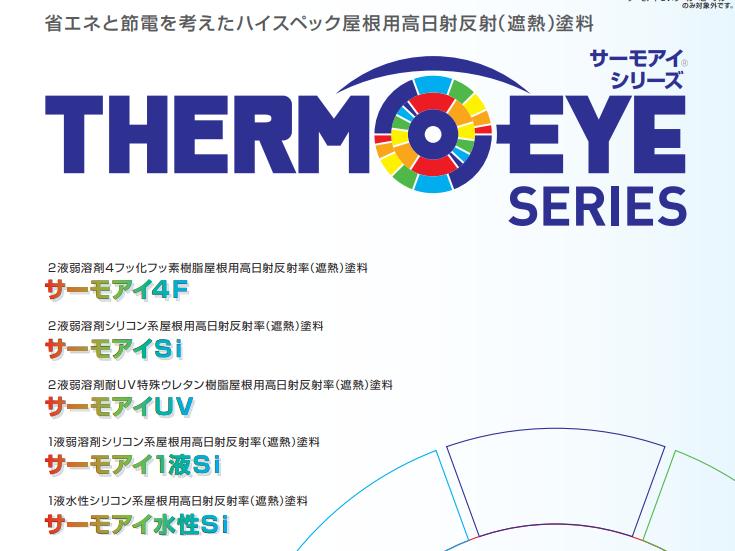 日本ペイントのサーモアイSiは住環境を考えた最新の塗料