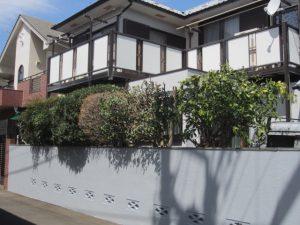清瀬市のK様邸で屋根・外壁塗装工事