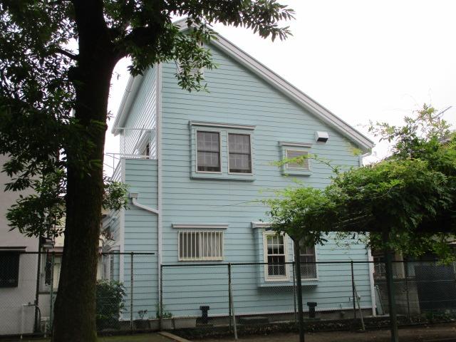 小平市M様邸で外壁屋根塗装
